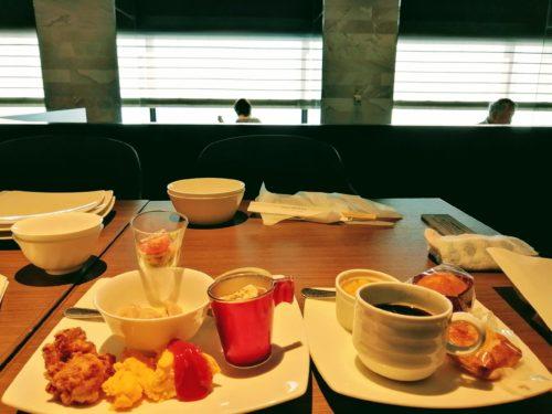 アートホテル朝食14