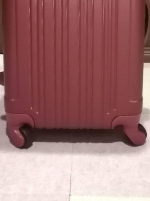 スーツケースレビュー10