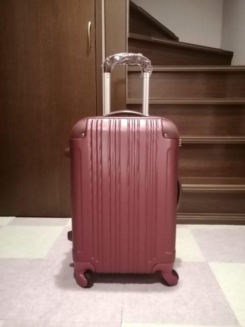 スーツケースレビュー3