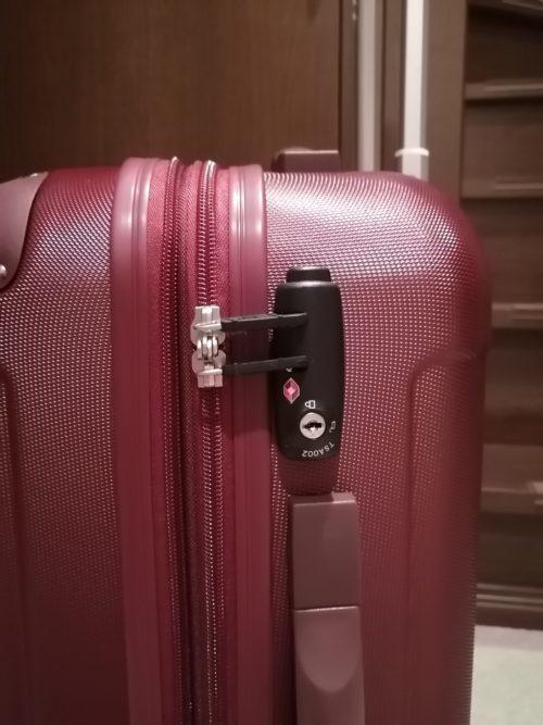 スーツケースレビュー5
