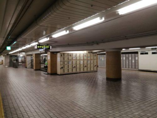 京都河原町駅3A口3