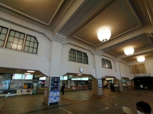 宇治山田駅のコインロッカー1