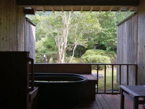 千の杜の露天風呂3