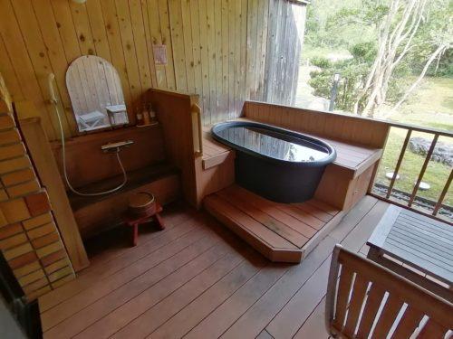千の杜の露天風呂1