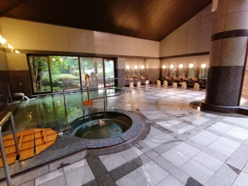 千の杜の内風呂1