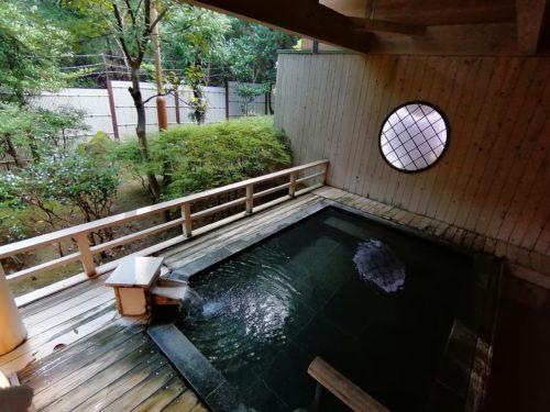 千の杜の露天風呂2