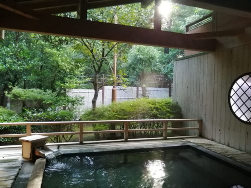 千の杜の露天風呂5