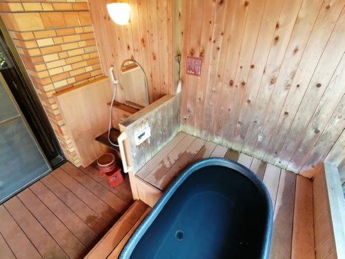 千の杜の露天風呂7
