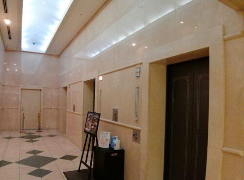 アジュール竹芝エレベーター1
