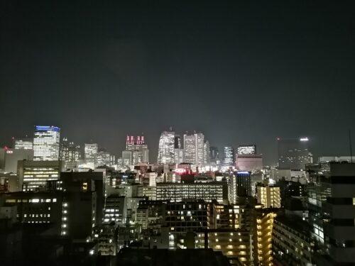 由縁客室の夜景2