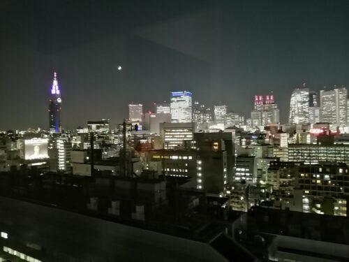 由縁客室の夜景1