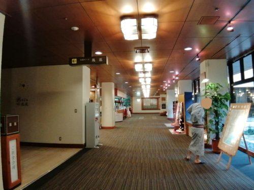 千の杜の廊下1