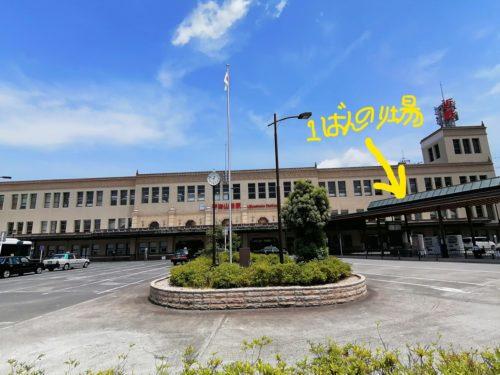 近鉄宇治山田駅2