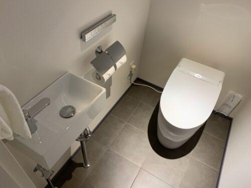 ゲートトイレ