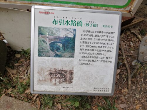 布引水路橋