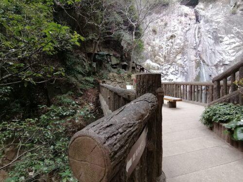 布引夫婦滝2