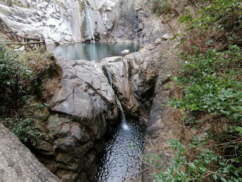 布引夫婦滝4