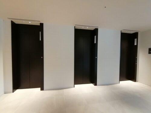 ゲートホテルエレベーター1
