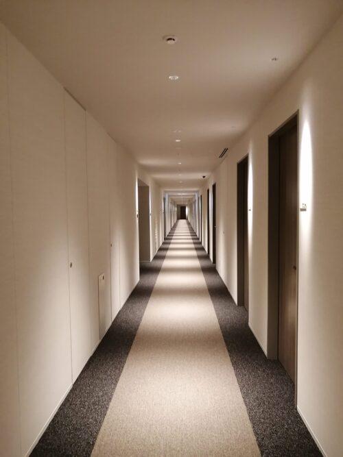 ゲートホテルフロア4