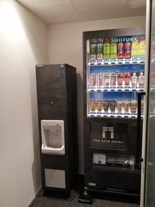 ゲート自販機・製氷機1