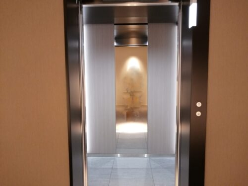 ゲートホテルエレベーター2