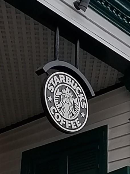 スタバ異人館ロゴ