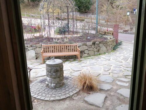 ハーブ園四季の庭12