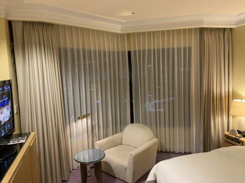 阪急ホテル寝室2