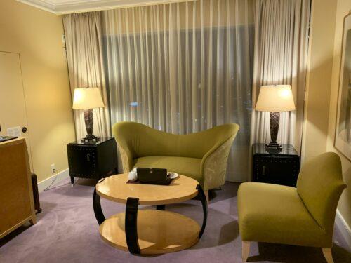 阪急ホテル客室4