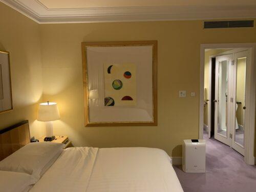 阪急ホテル寝室3
