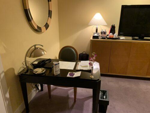 阪急ホテル客室6