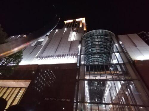 阪急ホテル外観2