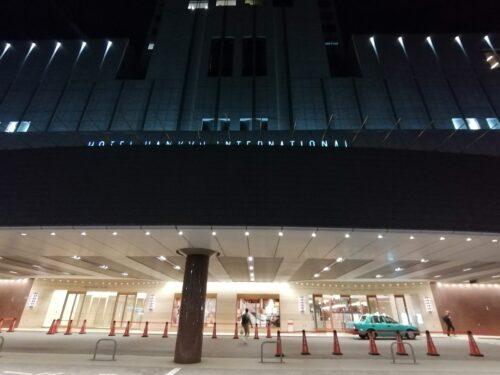 阪急ホテルエントランス3