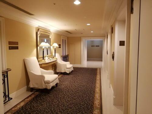 阪急ホテルのエレベーター6