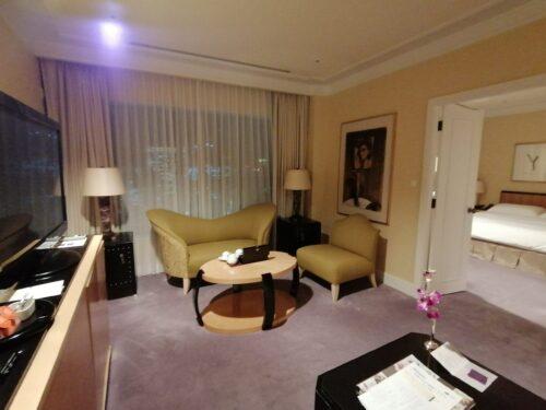 阪急ホテル客室7