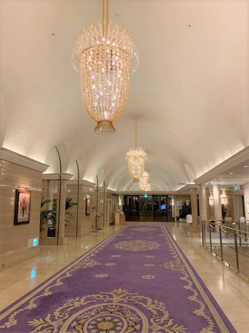 阪急ホテル2階