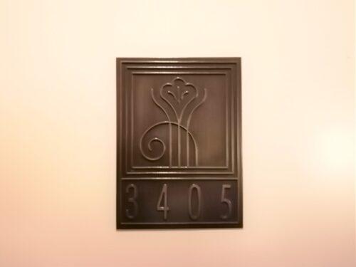 阪急ホテルの廊下3