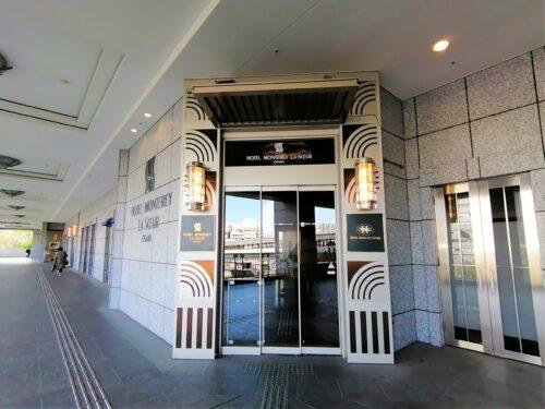 モントレ2階エントランス
