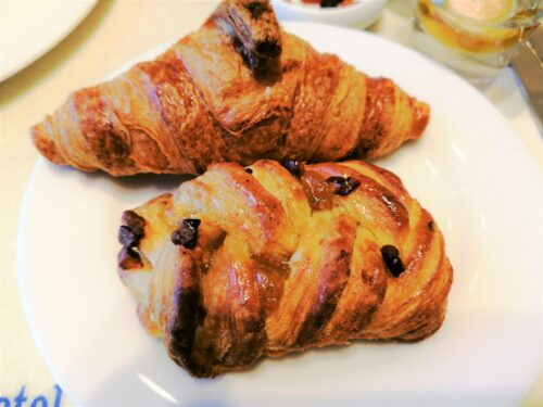 モントレ朝食1