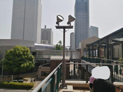 エアキャビン運河パーク駅3