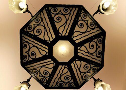 モントレエントランス照明2