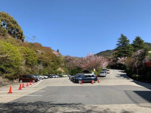 太閤の湯第一駐車場