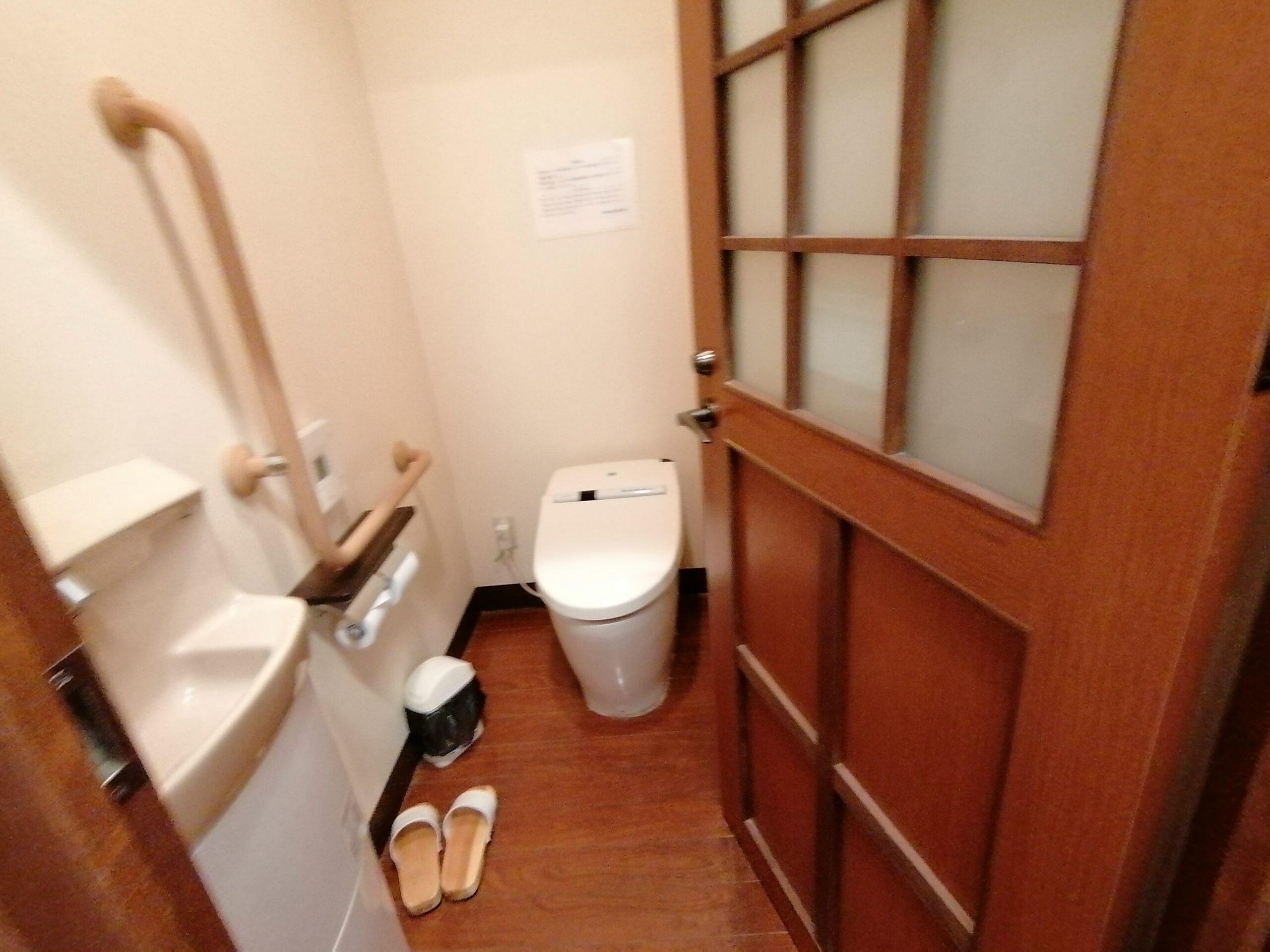 太閤の湯更衣室2