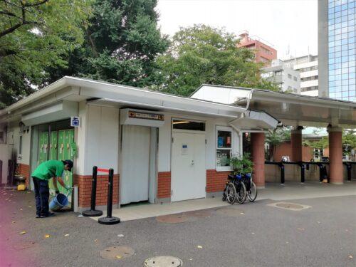 新宿門コインロッカー2