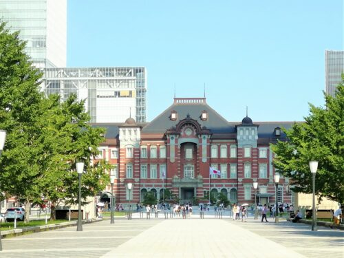 東京駅南口