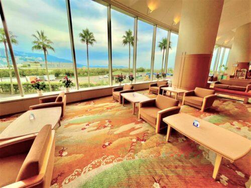 後楽園ホテルロビー2