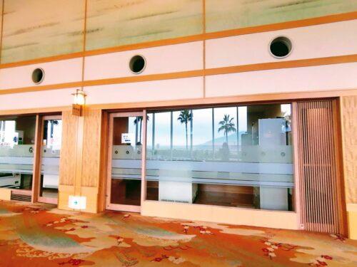 後楽園ホテル喫煙所2