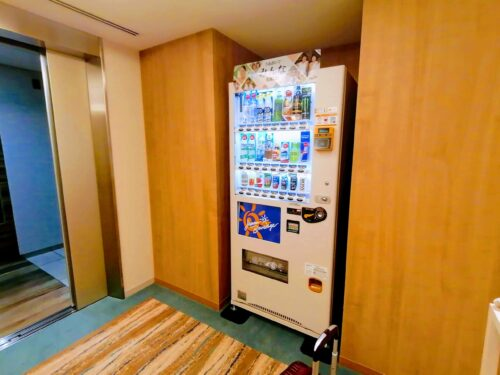 アクアスクエアのエレベーター2