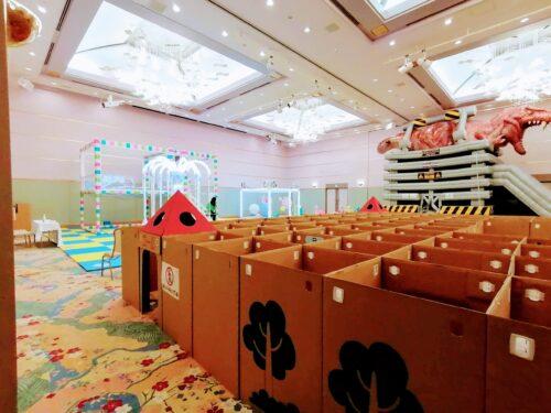 後楽園ホテル恐竜7
