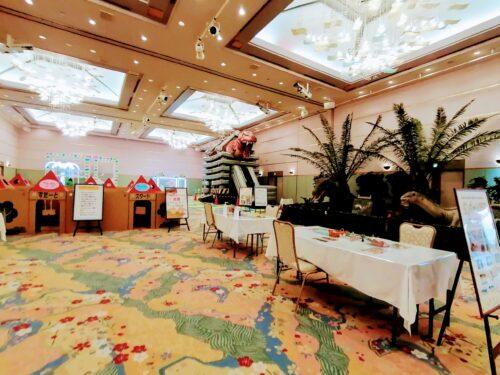 後楽園ホテル恐竜2